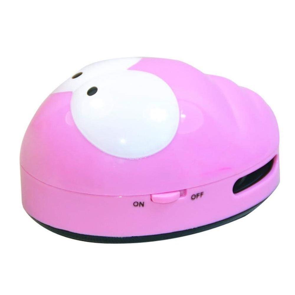 Cute Mini Cartoon Desk Table Dust Keyboard Dust Vacuum Cleaner Sweeper Unique Small Vacuum Hand Held Sweeper For Home Office