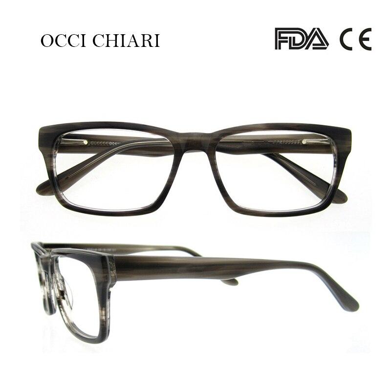OCCI CHIARI moda gafas para hombres y mujeres marca diseñador ...