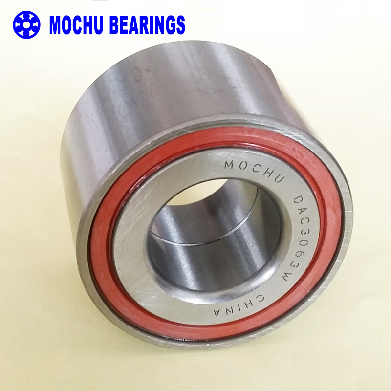 4pcs DAC3063W 30X63X42 DAC30630042 DAC3063W-1 9036930044 574790 DAC3063W-1CS44 Hub Rear Wheel Bearing Auto Bearing For TOYOTA  4pcs dac3063w 30x63x42 dac30630042 dac3063w 1 9036930044 574790 dac3063w 1cs44 hub rear wheel bearing auto bearing for toyota