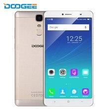 Y6 Doogee Макс Отпечатков Пальцев мобильный телефон 4300 мАч 6.5 Дюймов FHD MTK6750 Qcta Core 15 ГГЦ Android 6.0 13.0MP 4300 мАч LTE Смартфон