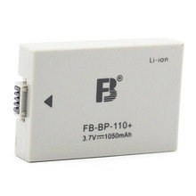 BP-110 BP110 Lithium batteries BP-110 BP110 For Canon R28 R26 R206 R21 R200 HFR28 HFR200 HFR206 Digital camera Battery