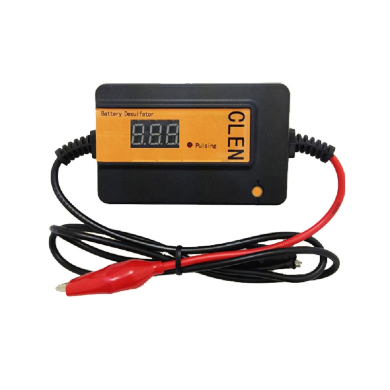Free Shipping 2A 200AH Auto Pulse Desulfator For Lead Acid Batteries, Battery Regenerator, To Revive And Rejuverate The Battery