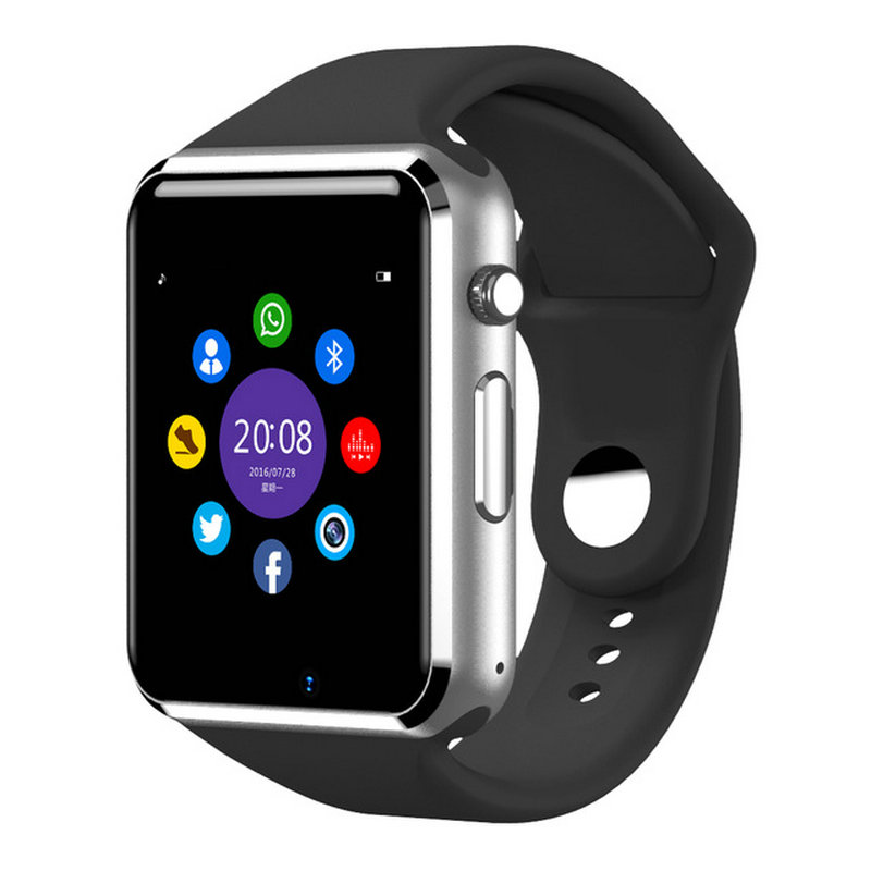 High Quality Bluetooth Smart Watch  A1 Support SIM Card Pedometer Smartwatch for