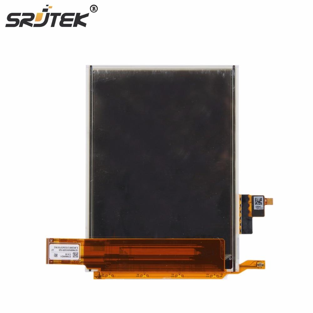 Srjtek ED060KD1 for Amazon Paperwhite 2015 E-book Reader LCD Display Screen ED060KD1(LF)C1-S1 300DPI 1448*1072