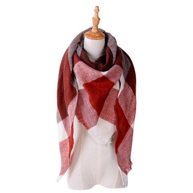 2018 primavera moda mujer bufanda de lujo bufandas de la