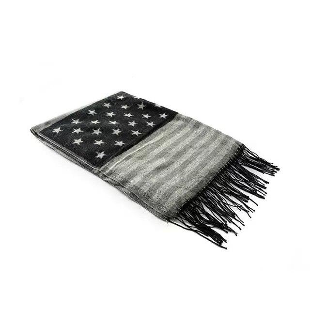 Dudar clásico para mujer para hombre ee.uu. bandera tejido jacquard ...