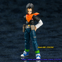 Anime DRAGONBALL Dragon Ball Z Kai Original BANDAI Tamashii Nations SHF S H Figuarts Action Figure