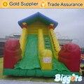 Biggors inflável Ao Ar Livre Grande Escorrega Inflável Casa Do Salto Comercial para a Festa de Crianças