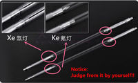 1PC Laser Lamp Tube Xe Ke Light No Wires For Welding Marking Cutting Machine