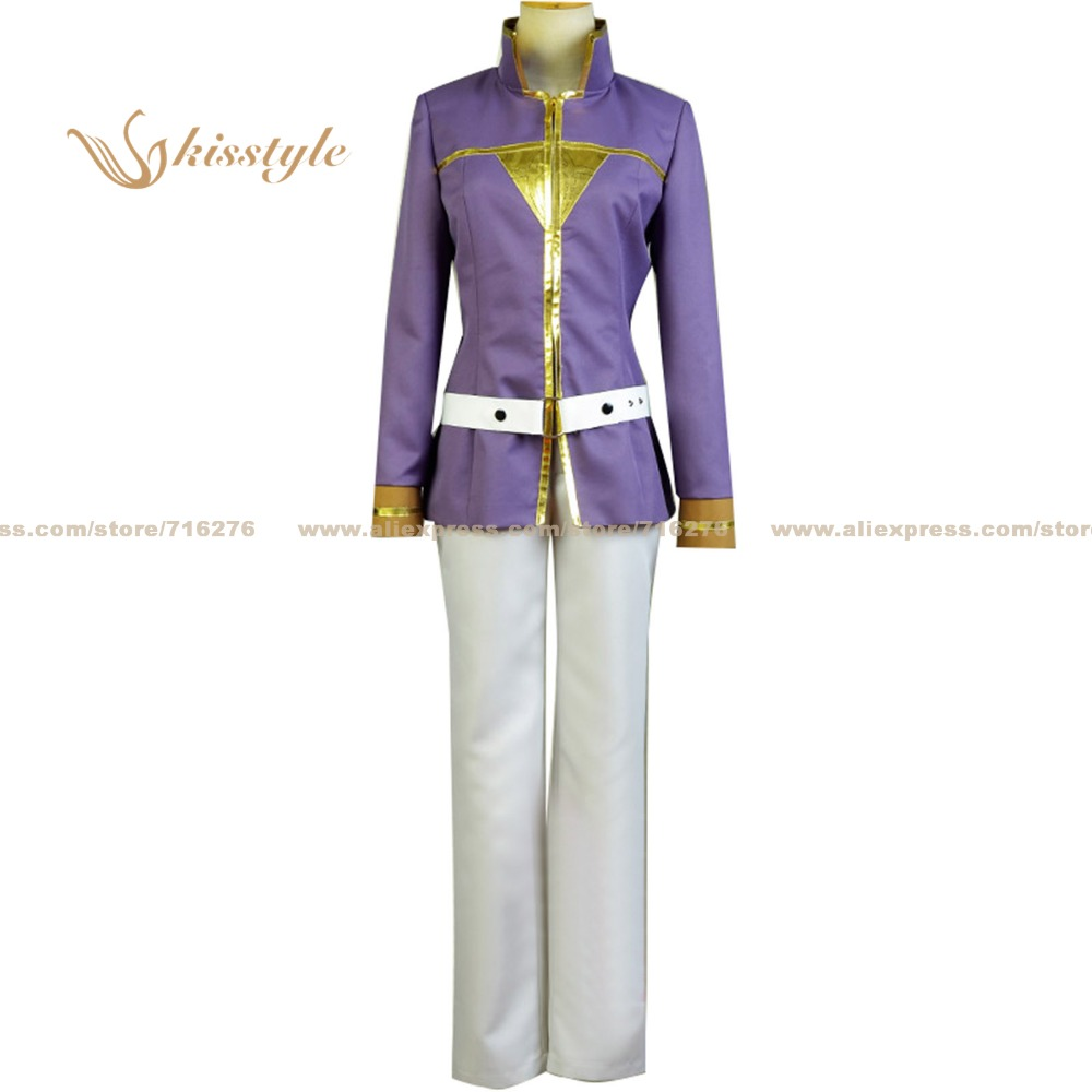 Kisstyle Fashion Snow White with the Red Hair Second Prince Zen Wistalia Knight Uniform Cosplay Costume,Customized Accepted