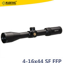 Free Ship Marcool 4-16×44 SF FFP  Riflescope With Rangefinder Reticle