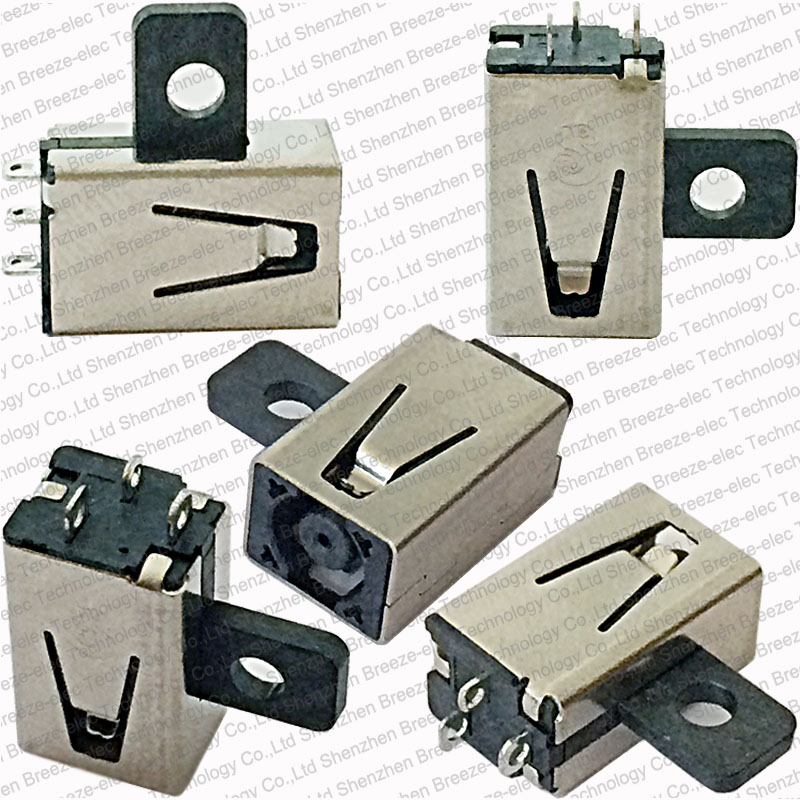 10 pieces/lot original New Laptop AC DC Power Jack Socket connector for Dell XPS 12 13 L321X L322X 12-9Q23 15 charging port купить