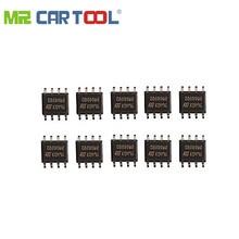 Mr Cartool – programmeur de clé automatique de haute qualité, 10 pièces, puce M35080V6 M35080 pour BMW Offre Spéciale, livraison gratuite