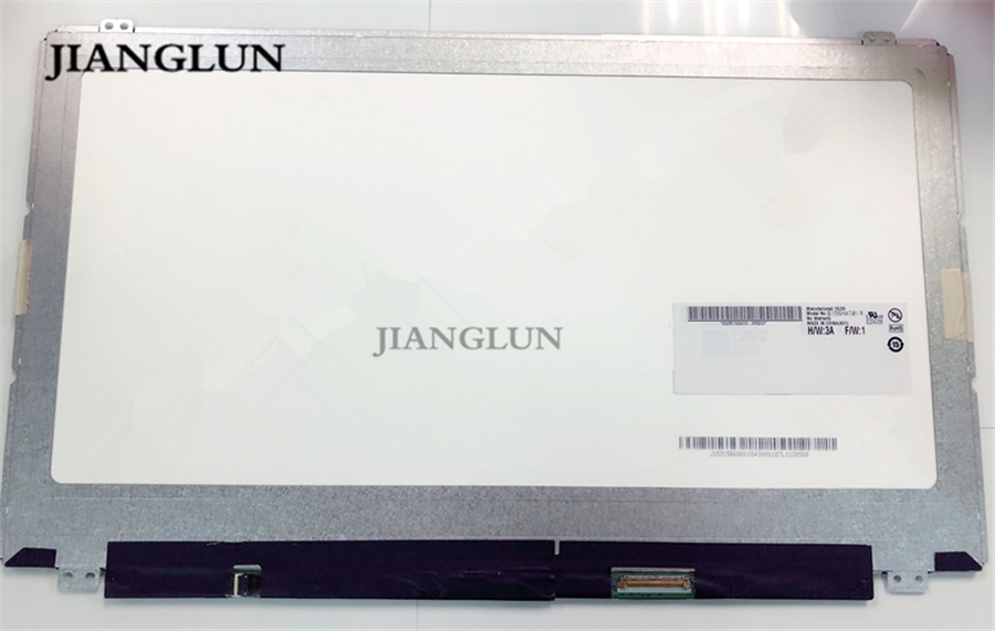 """JIANGLUN For HP LTN156AT36-D01 15.6"""" LCD Touch Screen Assembly 1366*768"""