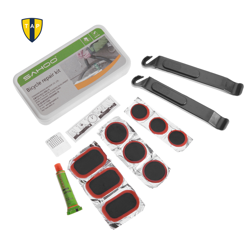 tyre repair kit how to use