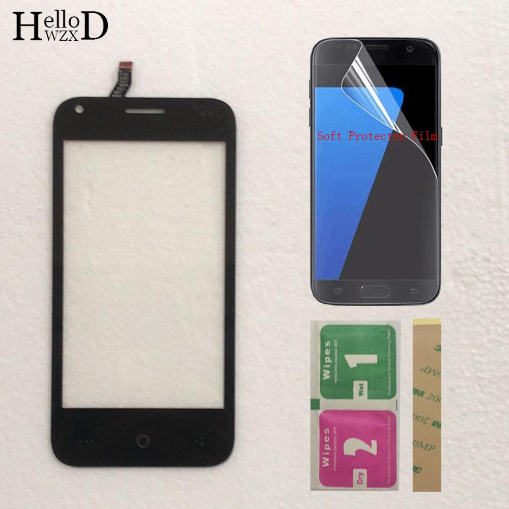 Mobile Touch Screen Panel For MTC 982O MTS 982O 982 O 9820 TouchScreen Touch Screen Digitizer Panel Sensor Glass Protector Film