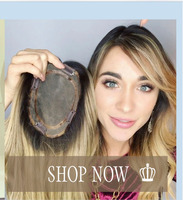 100 European Virgin Hair Wave Stock Jewish Wigs Silk Top Kosher Wig Best Sheitels Free Shipping