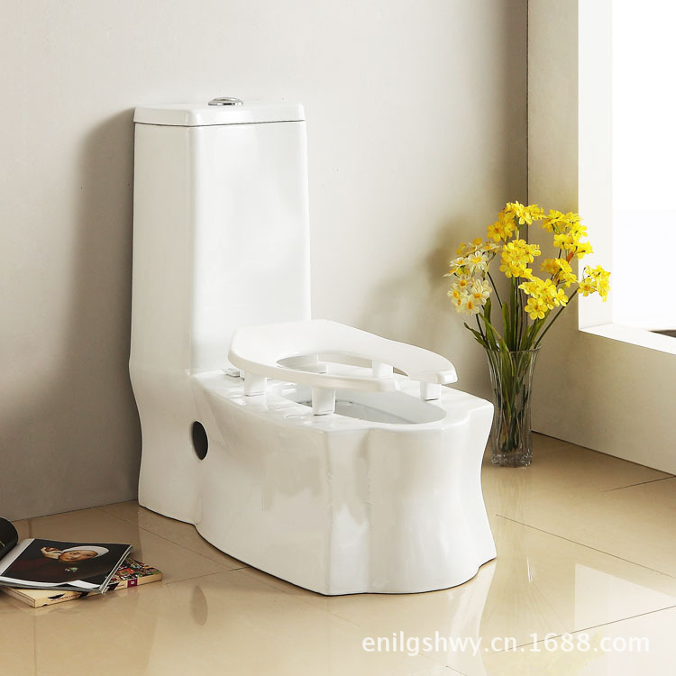 how to build a squat toilet