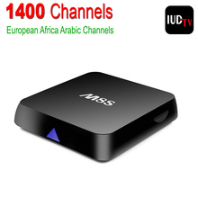 M8S Amlogic S812 Android 4.4 Smart TV Box with IUDTV Iptv Account Arabic Sport Canal Quad Core 2GB RAM 8GB ROM IPTV Set Top Box