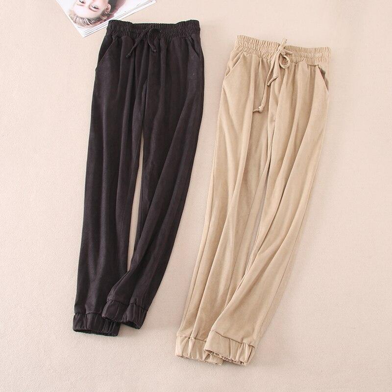 T-inside135 2018 Summer Trousers For Women Elmer Mr Wonderful Shose Women Joggers Women Fake Designer Clothes Pants Female