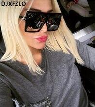 2dcfc107b1 2019 retro gran espejo de marco de ojo de gato gafas de sol mujer marca  diseñador gran vintage blanco negro gafas de sol mujer u.