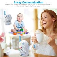 USB Audio Cyfrowe Nianie Przenośne Walkie Talkie elektroniczny opiekunka dziecka telefon radio intercom niania niania