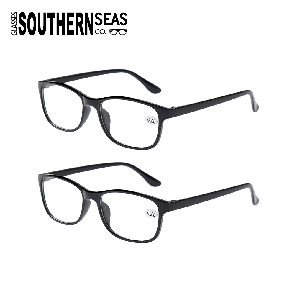 99d3a69f570 2x Classic Bifocal Reading Glasses Mens Womens Readers Eyewear Everyday Use  Office Home Spectacles +1.00