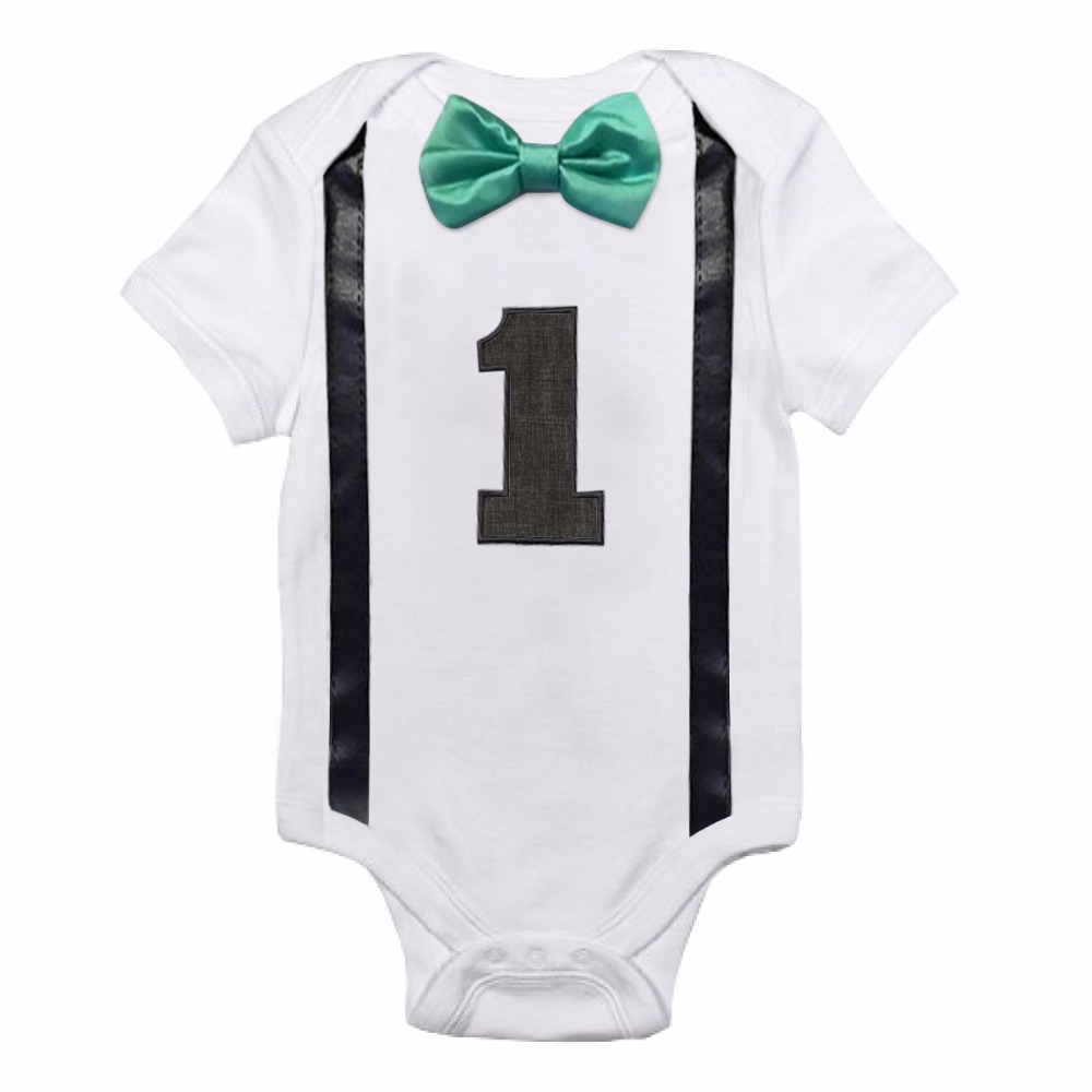 Baby Clothing Cheap Newborn Clothes Outfit Infant Baby Boy Summer Clothes 12 months Beby Jumper Romper Print First Birthday Wear   Happy Baby Mama