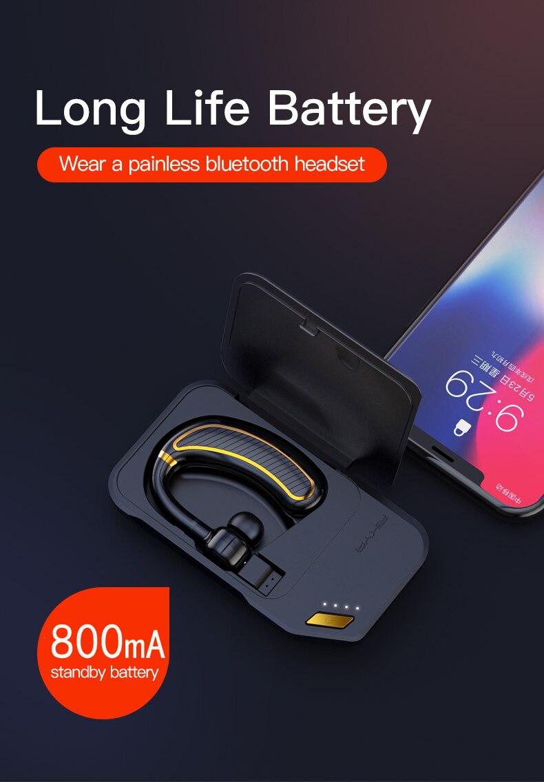 Luxury Wireless Bluetooth Headset