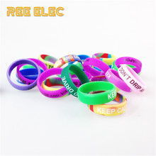REE ELEC 22mm*7mm Silicon Rubber Ring Anti-Slip Decoration Protection Vape Bands E Cigarette Accessories