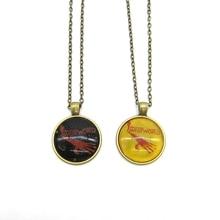 Unique Westworld Insignia Necklace