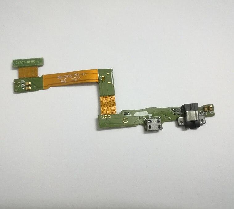 50 sztuk/partia nowy USB stacja ładująca dla Samsung Galaxy Tab 9.7 T550 T555 kabla elastycznego portu ładowania w Elastyczne kable do telefonów komórkowych od Telefony komórkowe i telekomunikacja na AliExpress - 11.11_Double 11Singles' Day 1