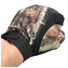 Non-Slip Half Finger Waterproof Fishing Gloves