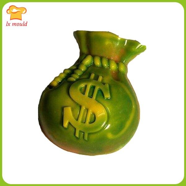 US-Dollar-Logo Handseifenform Aromatherapie Gipsform Shampoo - Küche, Essen und Bar - Foto 1