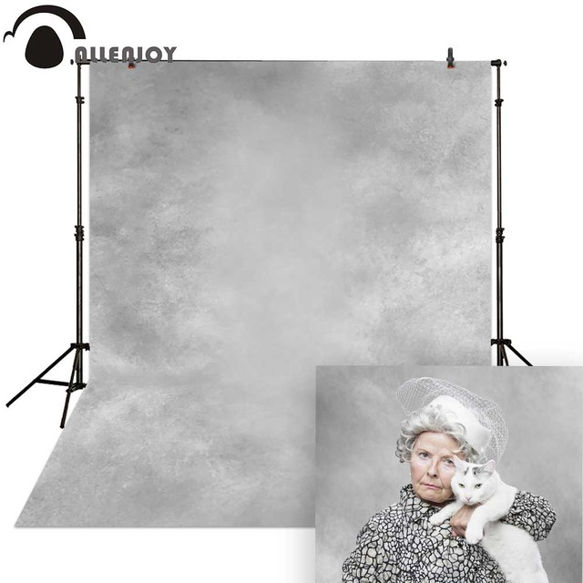 Allenjoy Photography backdrops gray texture abstract old master style background for photo studio