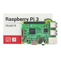Raspberry Pi 3 Model B Motherboard 1GB LPDDR2 BCM2837 Quad Core Ras PI3 B PI 3B