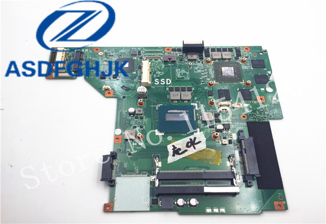 Laptop Motherboard MS-17591 FOR MSI GE70 VER 1.0 Motherboard ms-1759 DDR3L  Non