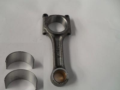 Free Shipping 170F connecting rod+ Bearing  6.0hp Diesel engine suit for kipor kama and all Chinese brand Air Cooled free shipping motor frame gasoline generator 1 5kw 2kw 2 5kw 3kw motor support suit kipor kama motor bracket chinese brand
