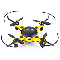 Foldable Mini RCdrone 2.4G 4CH 6 Axis Gyro Drone Dron Altitude Hold Headless Mode Quadcopters 3D Unlimited Flip RC Helicopters