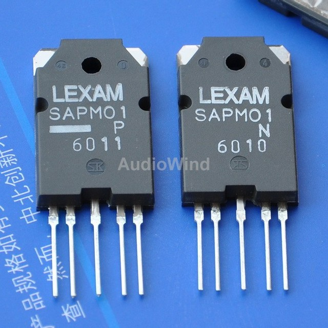 ( 2 pçs/lote ) LEXAM Audio MOSFET SAPM01P & sapm01n, Sapm01.