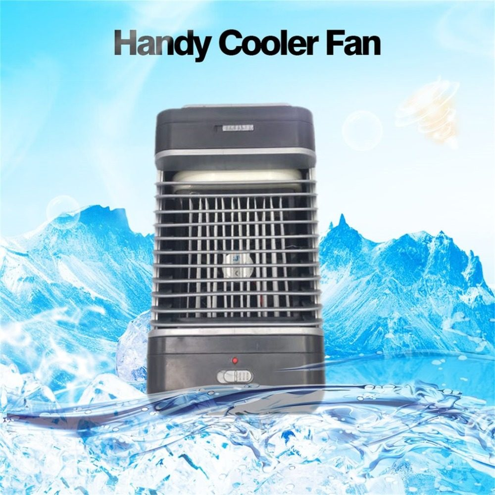 Mini Summer Cool Soothing Sind Handy Cooler Portable Air Conditioner  Cooling Fan Home Office Desktop Cooler