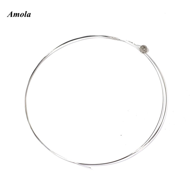 10pcs Guitar Strings Stainless Steel Acoustic Guitar String 1st E String 012