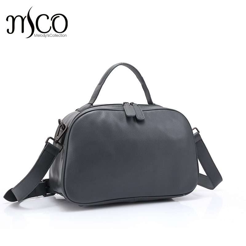 2017 Luxury Women Genuine Leather Bag Messenger Bags Handbags Women Famous Brands Designer Female Handbag Shoulder Bag Sac