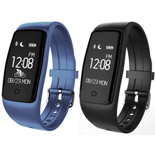 Yourtribe S1 Bluetooth Smart Band Браслет Heart Rate IP67 Водонепроницаемый SmartBand браслет для Android IOS Телефон PK miband 2