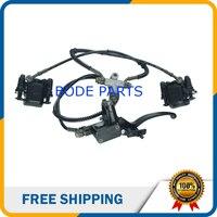 Pour ATV accessoires Petit taureau pompe de frein arrière avec deux de frein Livraison gratuite DS-140