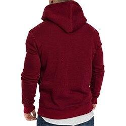 Covrlge Mens Sweatshirt Long Sleeve 3
