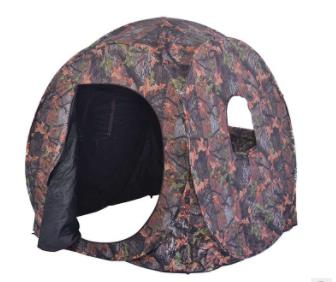 Automaic Pop Up Outdoor Hunting Tent 2 Person Bird Watching Camouflage Hiking Beach Dressing Changing Room Toilet Shooting Tent