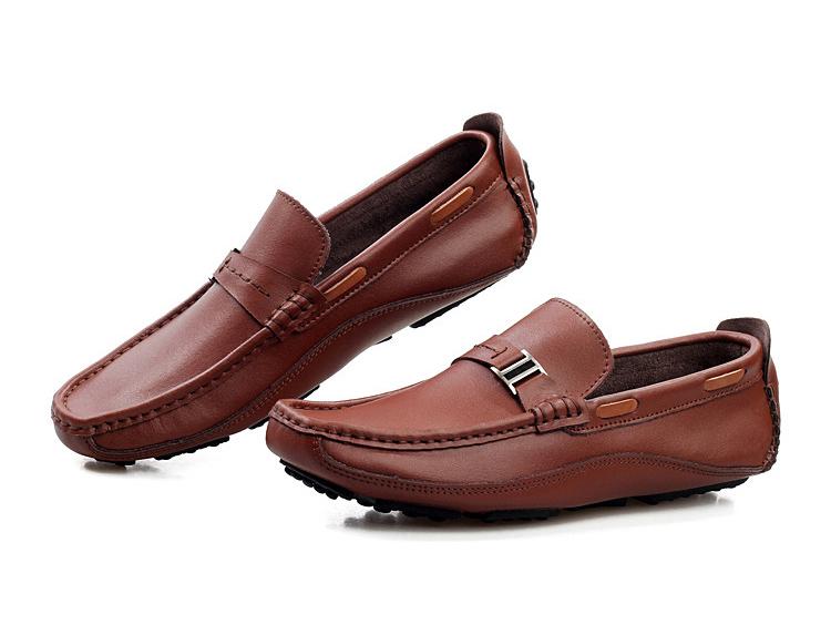HN 1128 (19) Men`s Casual Loafers Shoe