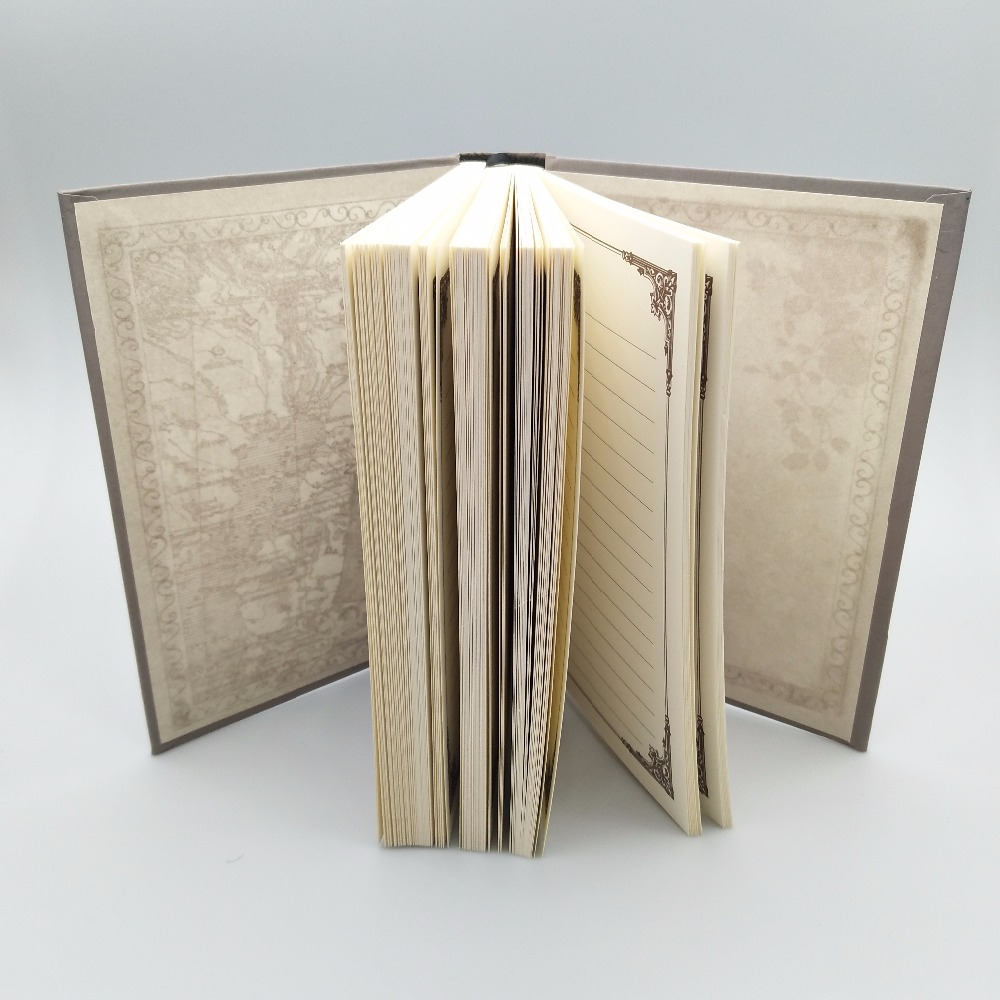 Ευρωπαϊκά στυλ παχύ ρετρό μαγικό - Σημειωματάρια - Φωτογραφία 5