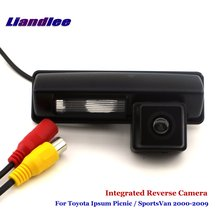 Liandlee For Toyota Ipsum Picnic / SportsVan 2000-2009 Car Rear View Backup Parking Camera Rearview Reverse Camera / SONY CCD HD new high quality rear view backup camera parking assist camera for toyota 86790 42030 8679042030